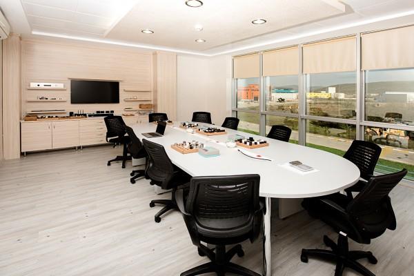 Imren Plastics Meeting Room