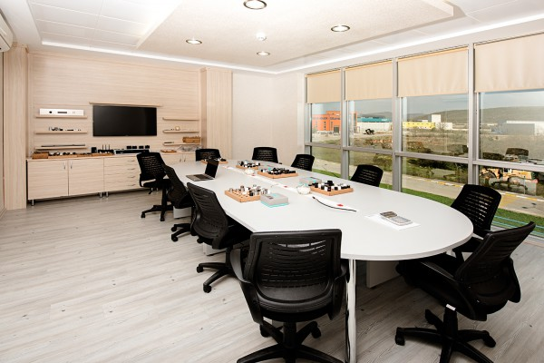 Imren Plastics Meeting Room