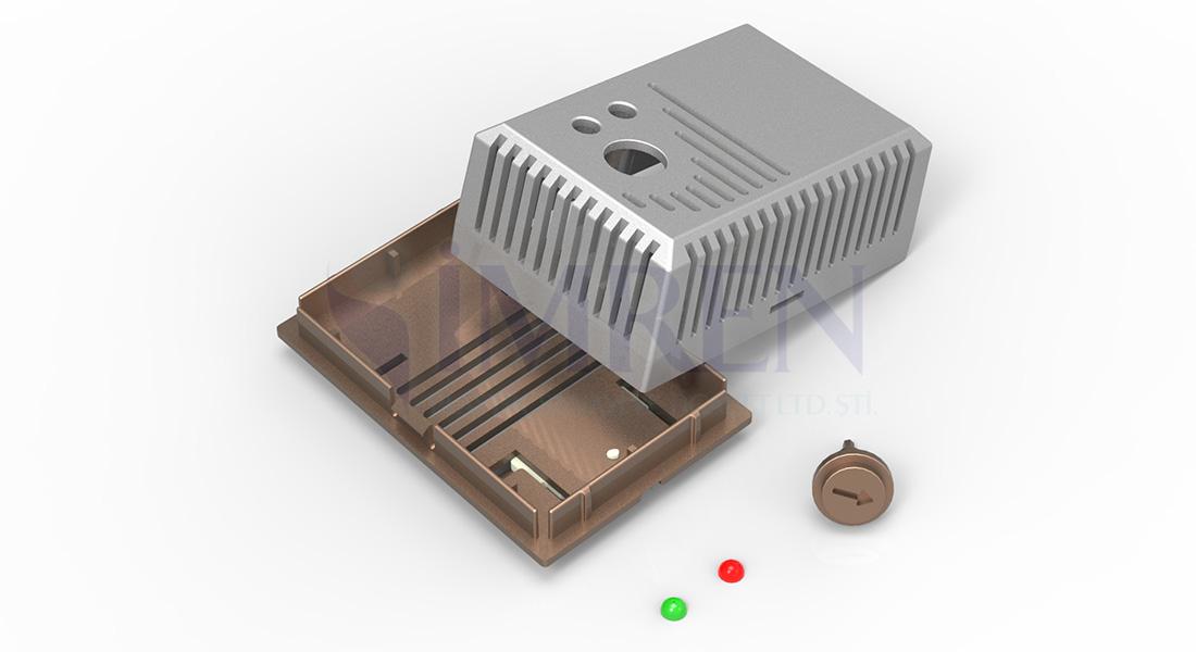 Elektrik Elektronik Plastik Kalıplar